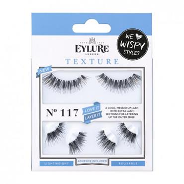 Eylure Texture Love It Layer It Lashes 117