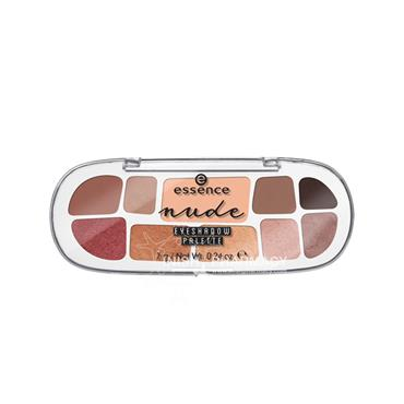 essence nude eyeshadow palette