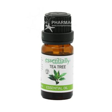 Essentially Aromatherapy Tea Tree Essential Oil 10ml