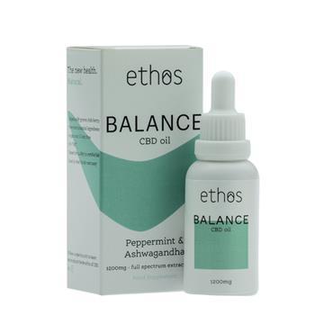 ethos Balance Oil 1200mg 30ml