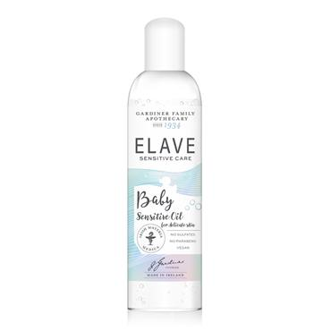 Elave Absolute Purity Sensitive Baby Oil 250ml