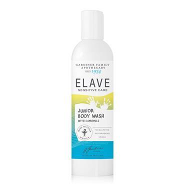 Elave Junior Sensitive Body Wash 250ml