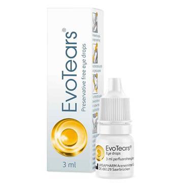 EvoTears Preservative Free Eye Drops