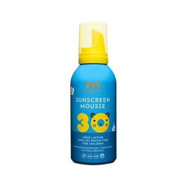 Evy Technology - Kids Sunscreen Mousse SPF30 150ml