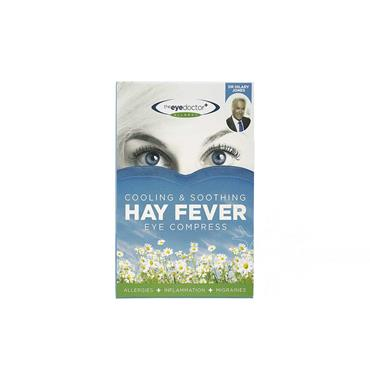 The Eye Doctor Hay Fever Cold Eye Compress