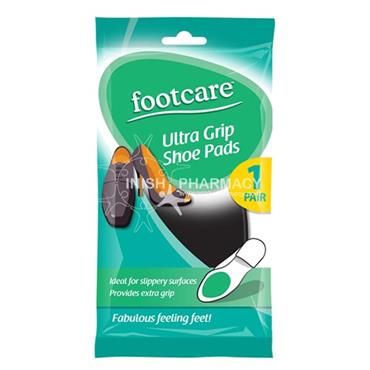 Footcare Ultra Grip Shoe Pads