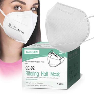 Medrull FFP2 Face Mask 1 Pack