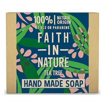 Faith in Nature Handmade Soap Tea Tree