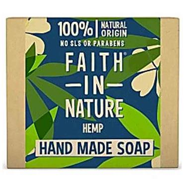 Faith in Nature Handmade Soap Hemp