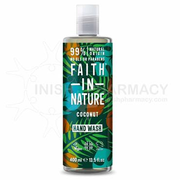 Faith in Nature Coconut Hand Wash 400ml