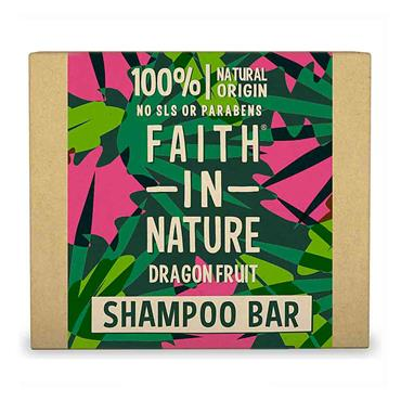 Faith in Nature Shampoo Bar Dragon Fruit