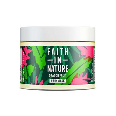Faith in Nature Revitalising Hair Mask Dragon Fruit 300ml
