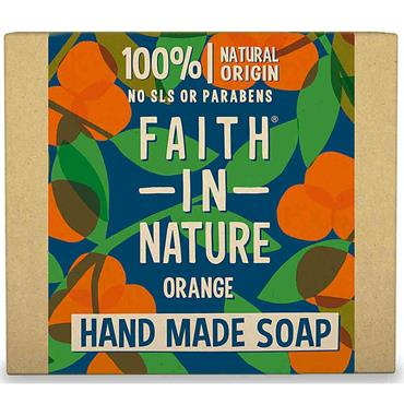 Faith in Nature Handmade Soap Orange
