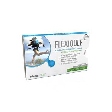 Flexiqule Herbal Food Supplement Capsules 30 Pack