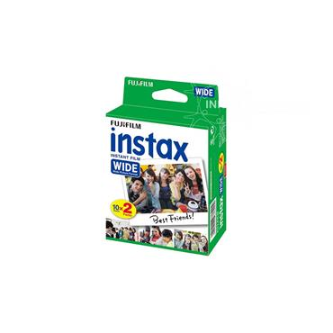 Fujifilm Instax Wide Instant Film 20 Sheets