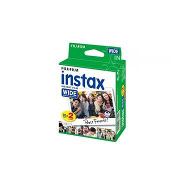 Fujifilm Instax Wide Instant Film 10 Sheets x 2 Packs
