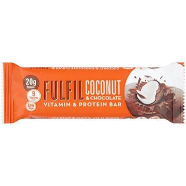 Fulfil Vitamin & Protein Bar Coconut & Chocolate