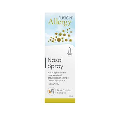 Fusion Allergy Nasal Spray 20ml