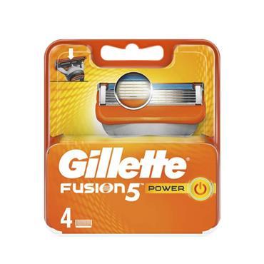 Gillette Fusion 5 Power - 4 Razor Blades