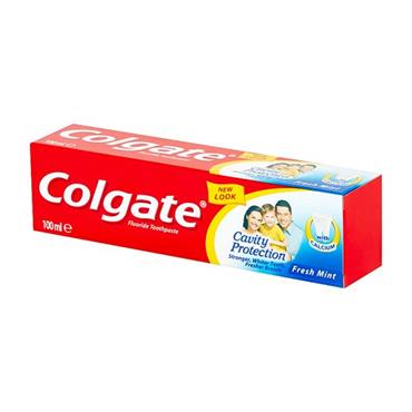 Colgate Cavity Protection Toothpaste Fresh Mint 100ml