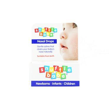 Snuffle Babe Nasal Drops 10ml