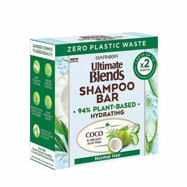 Garnier Ultimate Blends Coconut & Aloe Vera Shampoo Bar