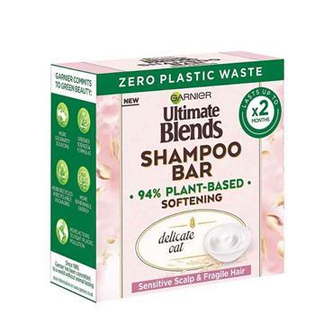 Garnier Ultimate Blends Delicate Oats Shampoo Bar
