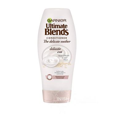 Garnier Ultimate Blends Conditioner Delicate Oat 360ml