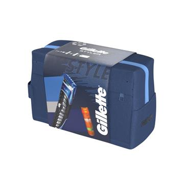 Gillette Fusion Styler 2 Piece Giftset
