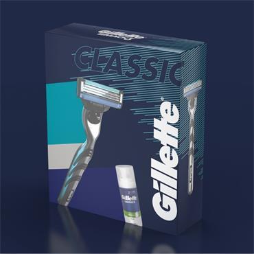 Gillette Mach 3  Razor Classic Giftset
