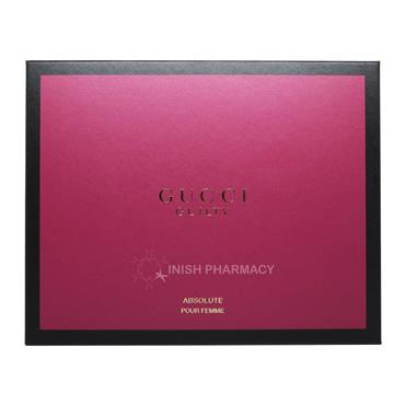 Gucci Guilty Absolute Ladies 2 Piece Giftset