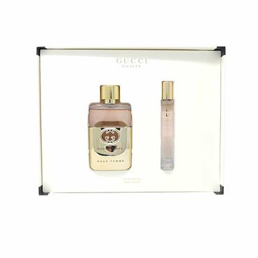 Gucci Guilty Ladies 2 Piece Giftset