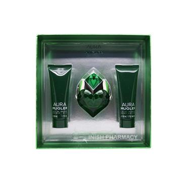 Thierry Mugler Aura Ladies 3 Piece Giftset