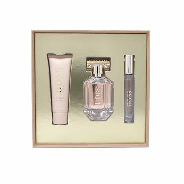 Hugo Boss The Scent Ladies 3 Piece Giftset