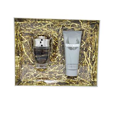 Paco Rabanne Invictus 50ml EDT & 100ml All-Over Shampoo Giftset
