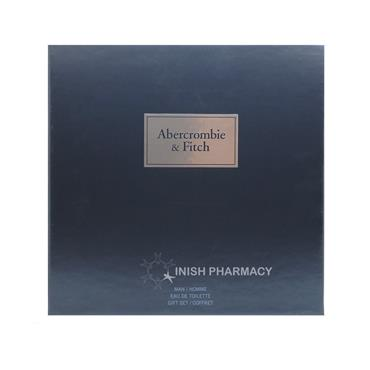 Abercrombie & Fitch Men First Instinct Blue 2 Piece Giftset