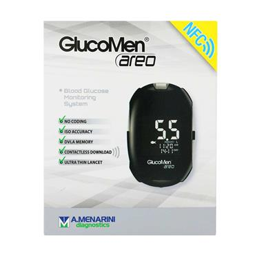 GlucoMen Areo Blood Glucose Monitoring System