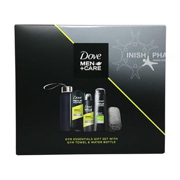 Dove Men+ Care Gym Essentials 5 Piece Gift Set