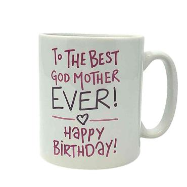 Godmother Birthday Gift Mug