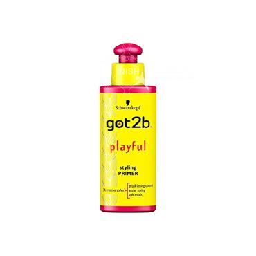 Schwarzkopf Got2b Playful Styling Primer 100ml