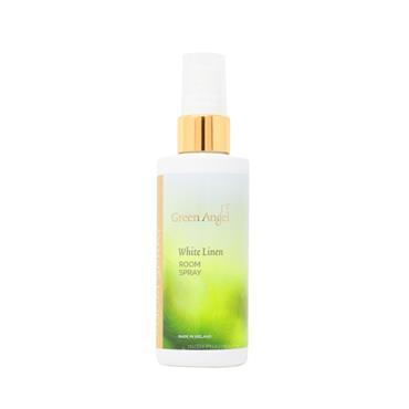 Green Angel White Linen Room Spray 100ml