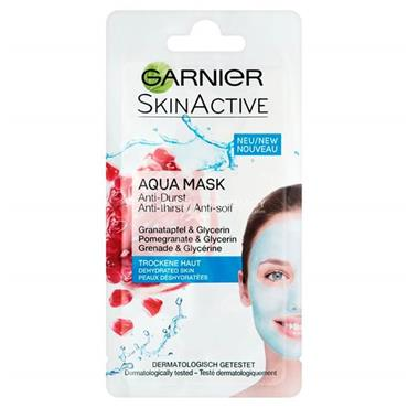 Garnier SkinActive Aqua Mask Sachet 8ml