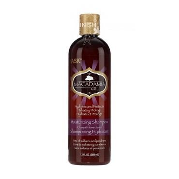 Hask Macadamia Oil Moisturising Shampoo 355ml