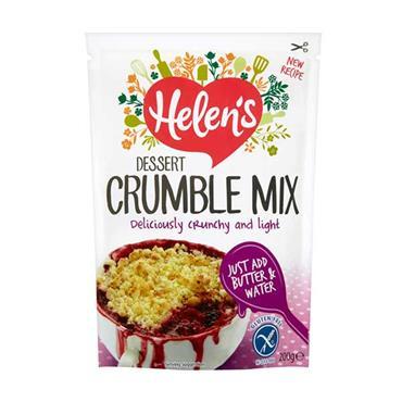 Helens Gluten Free Dessert Crumble Mix 200g