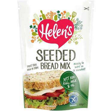 Helens Gluten Free Seeded Bread Mix 300g