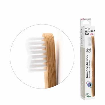 The Humble Co. Kids Toothbrush Ultra-Soft