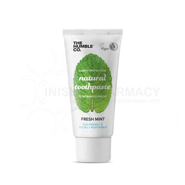 The Humble Co. Natural Toothpaste Fresh Mint 75ml