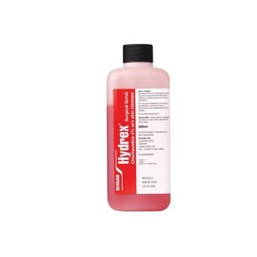 Hydrex Disinfectant Surgical Scrub 4% Chlorhexidine Gluconate 500ml