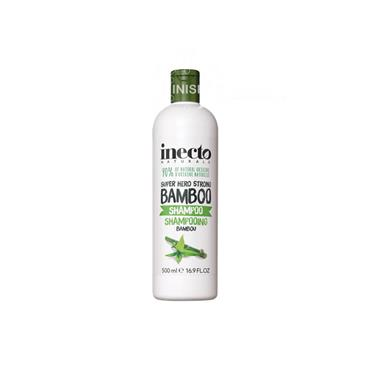 Inecto Super Hero Strong Bamboo Shampoo 500ml