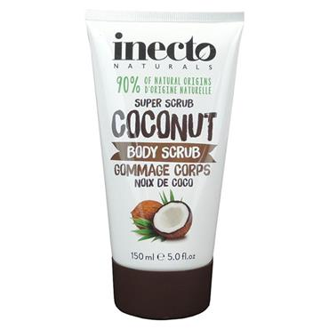 Inecto Super Scrub Coconut Body Scrub 150ml